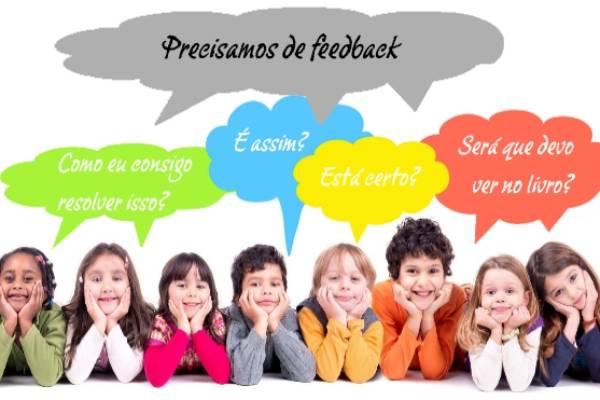 Poderosa importância do feedback para aprendizagem