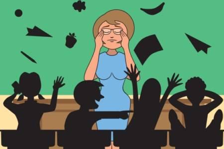 Indisciplina na sala de aula: Brasil lidera o ranking