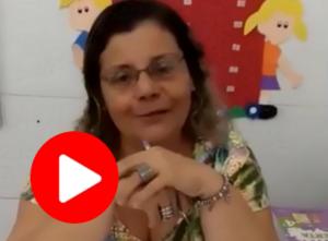 Testemunho da professora
