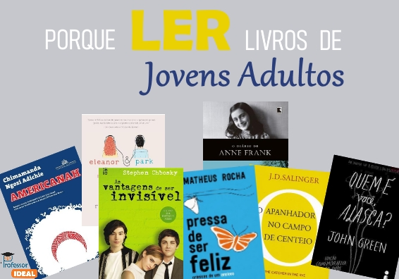 Dica de férias para professores: Porque ler livros de jovens adultos