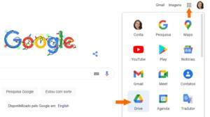 Como acessar as ferramentas google