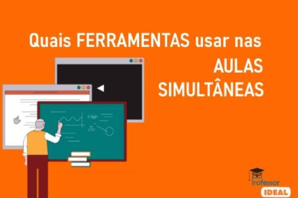 Como dar uma boa aula simultânea: Lousa Digital e Slides